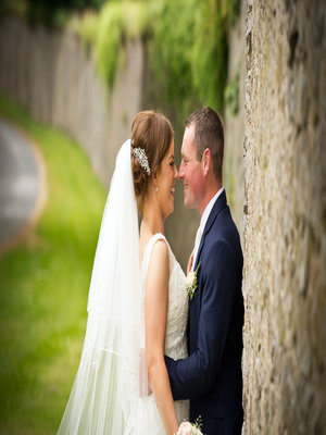 A day of romance and love for Marion and William at the Charleville Park Hotel