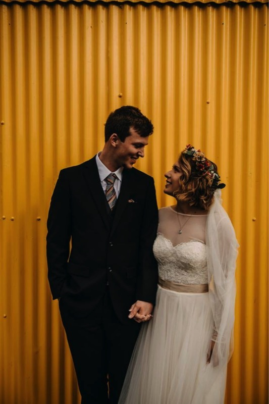 Kayleen and Joseph eloped to Ireland for the perfect wedding day