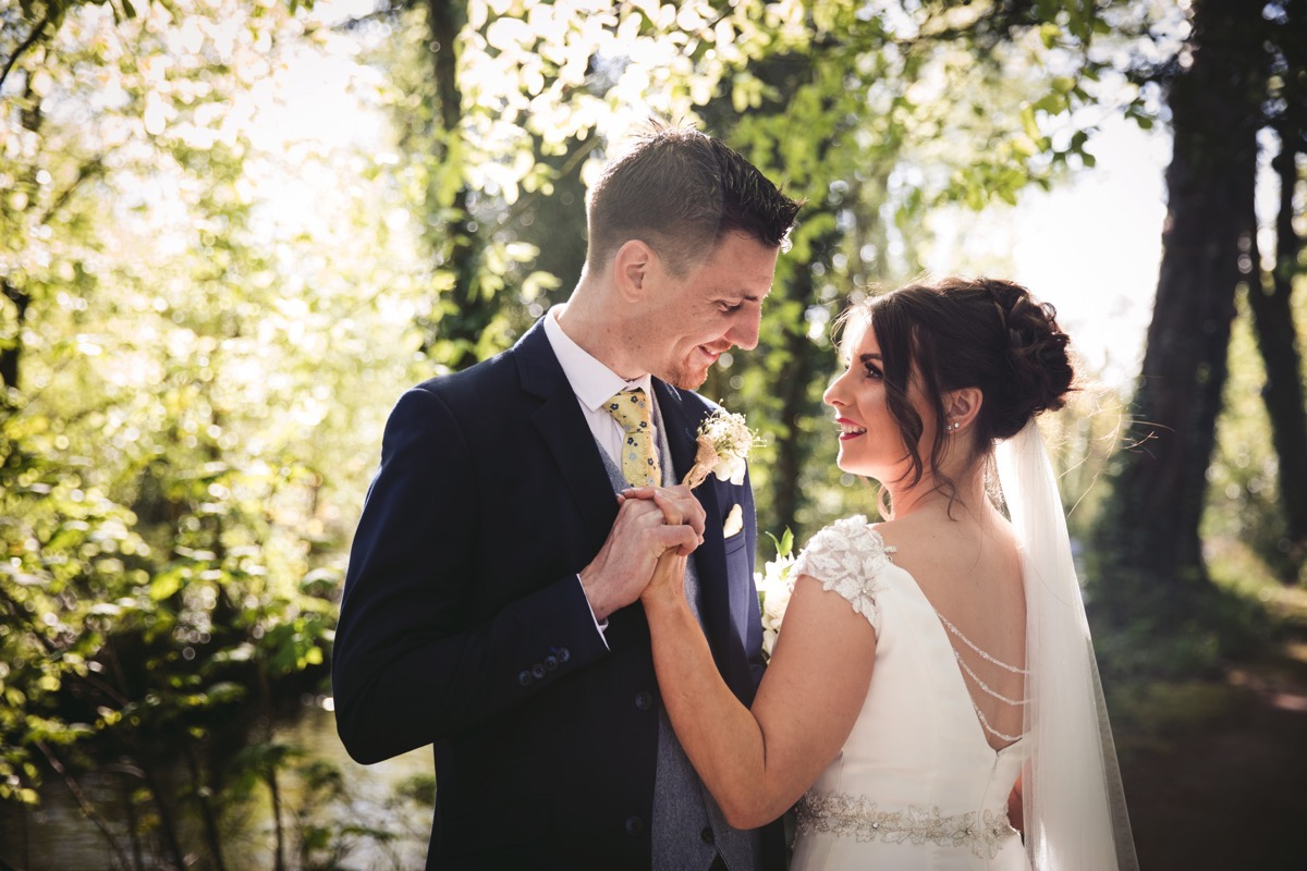 From a college romance to husband and wife at Springfort Hall Hotel