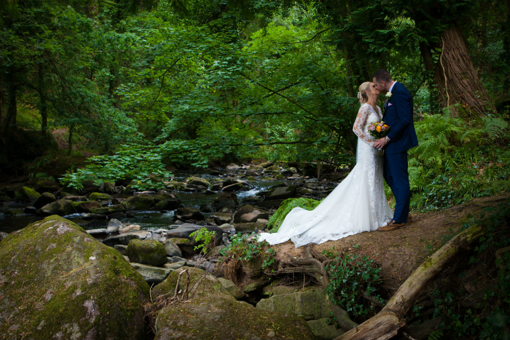 A local Limerick wedding day for Rebecca and Dean